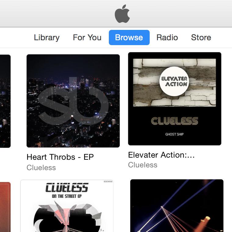 Clueless @ iTunes